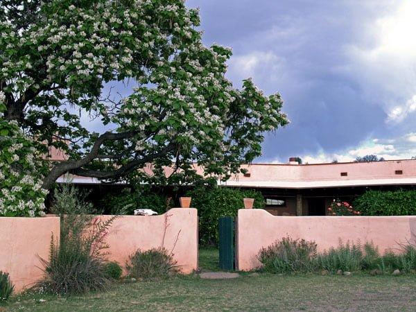 Adobe Ranch Home