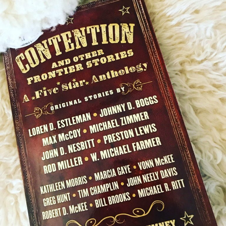 Contention Book Cover