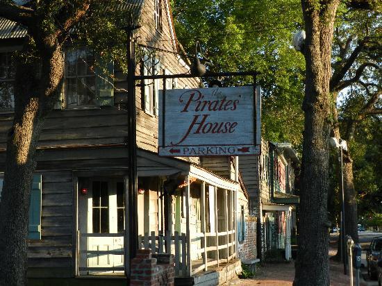 Pirates' House