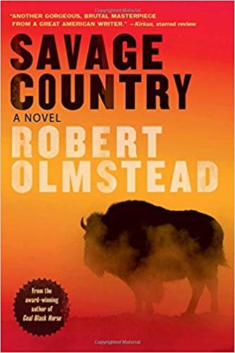 Savage Country Book Cover