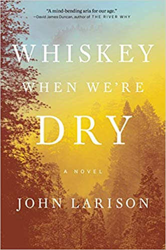 Whiskey When We're Dry Book Cover
