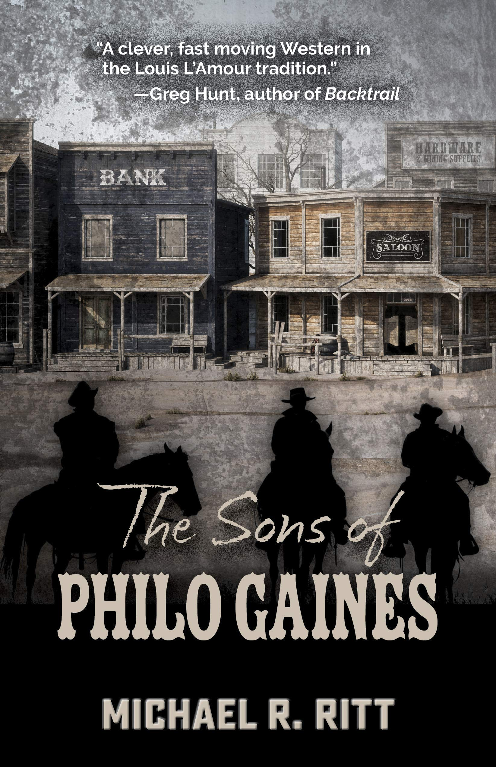 Book Review: The Sons of Philo Gaines by Michael R. Ritt