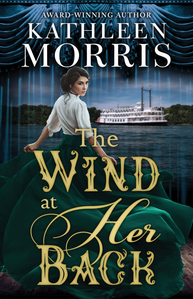 The Wind at Her Back by Kathleen Morris